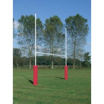 HINGED NO. 3 STEEL RUGBY POSTS