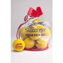 SLAZENGER MINI TENNIS BALLS (RED)
