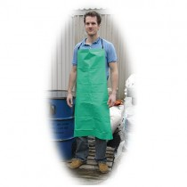 GREEN PVC/NYLON APRON