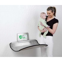 MAGRINI STAINLESS STEEL NAPPY CHANGING UNIT