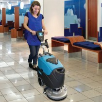 TRUVOX ORBIS BATTERY POWERED SCRUBBER DRYER