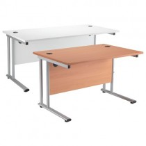 RECTANGULAR CANTILEVER WORKSTATION