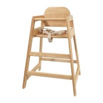 STACKABLE HIGH CHAIR