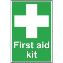 FIRST AID KIT SIGN (200 x 300mm)