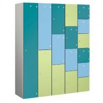 ZENBOX WETSIDE LOCKERS (1800 x 300 x 450mm)