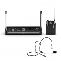 UHF WIRELESS HEADSET MICROPHONE SYSTEM U308 BPH