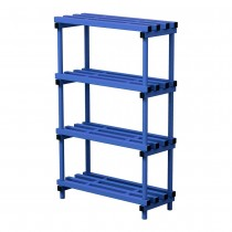 VENDIPLAS FREESTANDING SHELF STORAGE UNITS