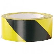 ZEBRA TAPE - BLACK/YELLOW