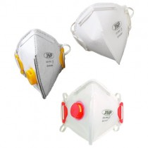 DISPOSABLE RESPIRATORY FOLD FLAT MASKS
