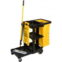 CLEANING TROLLEY 2000