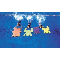 JPL SENIOR TEDDY BEAR RAFT