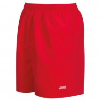 ZOGGS PENRITH MENS SHORTS - RED
