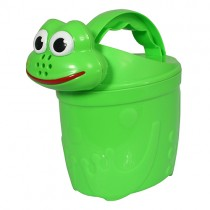 Green Frog Watering Can
