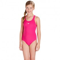 SPEEDO JUNIOR MEDALIST SWIMSUIT - PINK