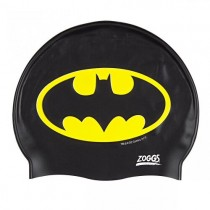 ZOGGS JUNIOR BATMAN SILICONE SWIM CAPS