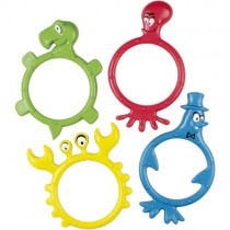 BECO DIVE MONSTER RINGS