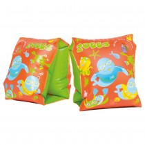 ZOGGS ZOGGY ARMBANDS - ORANGE (1-6 YEARS / 25kg)