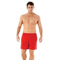 SPEEDO LEISURE SHORTS - RED
