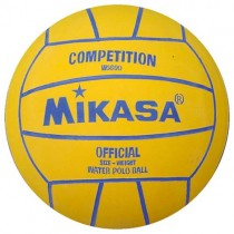 MIKASA COMPETITION AND TRAINING WATER POLO  BALL - MENS 6600 (SIZE 5)